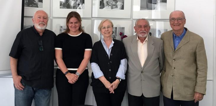 El Rotary Club Vilafranca i la Fundació Enriqueta Villavecchia formalitzen el conveni de col·laboració de la 12ª Nit Solidària