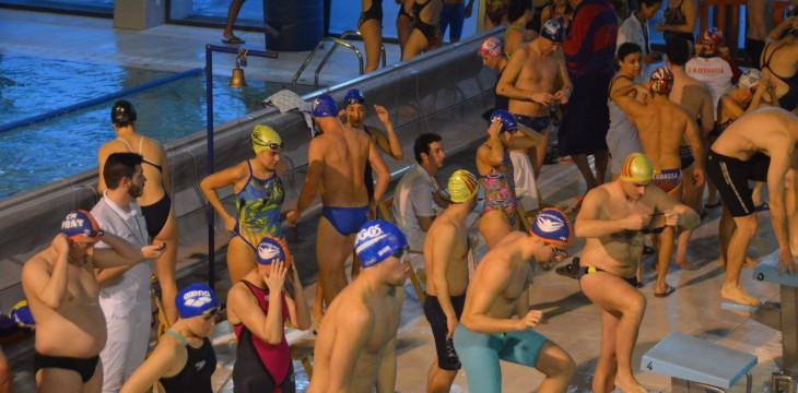 Èxit de participació i rècords nacionals i estatals al Màster de Natació Solidari de Vilafranca