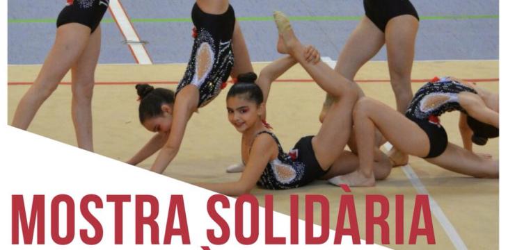El Club Rítmica Vilafranca i Sant Sadurní celebren una jornada solidària a favor de la Nit Solidària